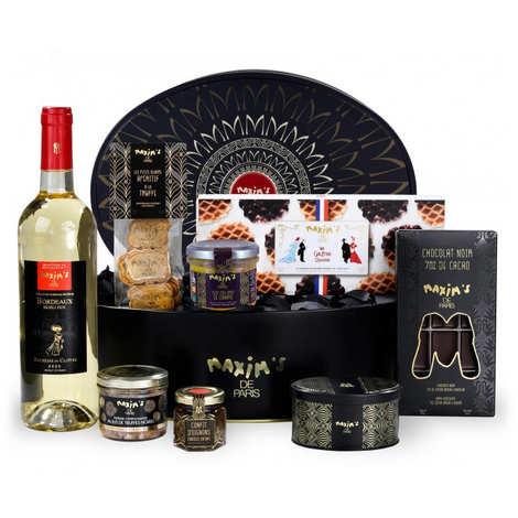 "Maxim's de Paris - ""Escapade Gourmande"" Gourmet Gift Box Maxim's"