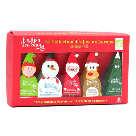 English Tea Shop - La collection des Joyeux Lurons