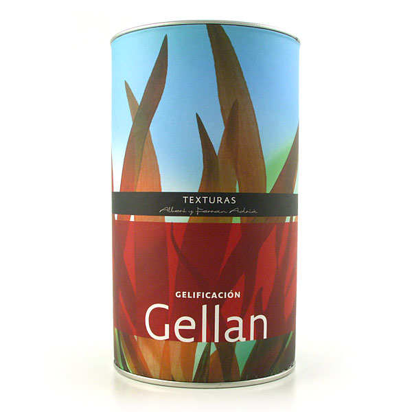Gellan in Powder - Vegetable and Halal Setting Agent