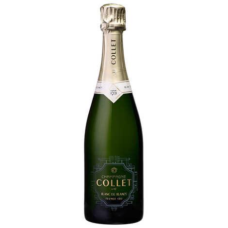 Champagne Collet - Collet Blanc de Blancs Premier Cru Champagne