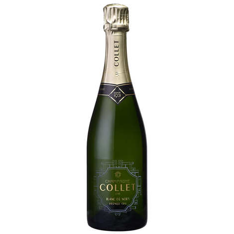 Champagne Collet - Champagne Collet Blanc de Noirs Premier Cru