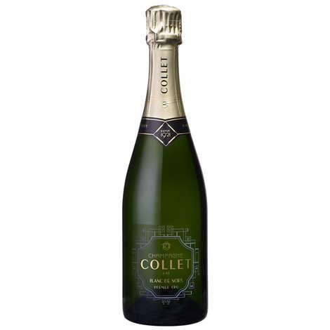 Champagne Collet - Collet Blanc de Noirs Premier Cru Champagne