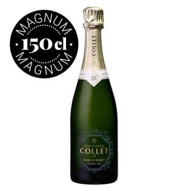 Champagne Collet Blanc de Blancs Premier Cru en Magnum