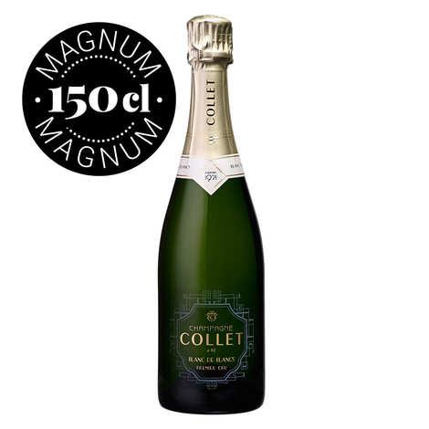 Champagne Collet - Collet Blanc de Blancs Premier Cru Champagne Magnum