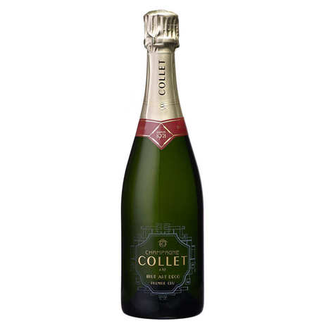 Champagne Collet - Collet Brut Art Deco Champagne Magnum