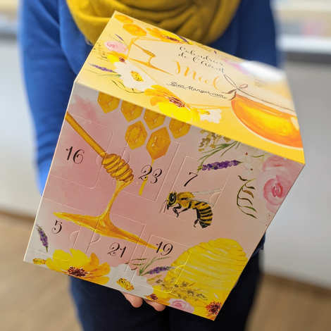 BienManger paniers garnis - Honey Advent Calendar