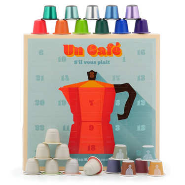 Exceptional Coffee Gift Box - Nespresso® Compatible