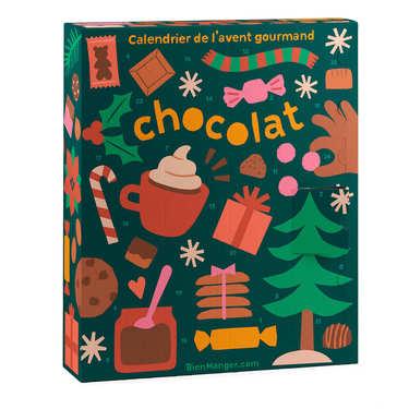 Advent Calendar Grands Chocolatiers