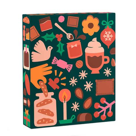BienManger paniers garnis - Calendrier de l'avent Grands Chocolatiers