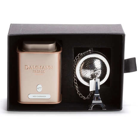 Dammann frères - Coffret collection invitation n°477