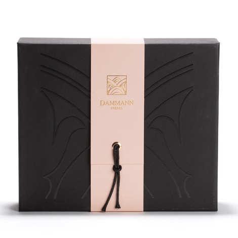 Dammann frères - Coffret thé collection invitation - Continental