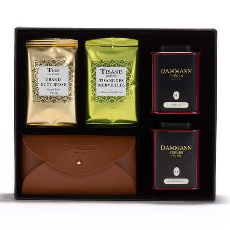 Dammann frères - Invitation collection set - Excursion