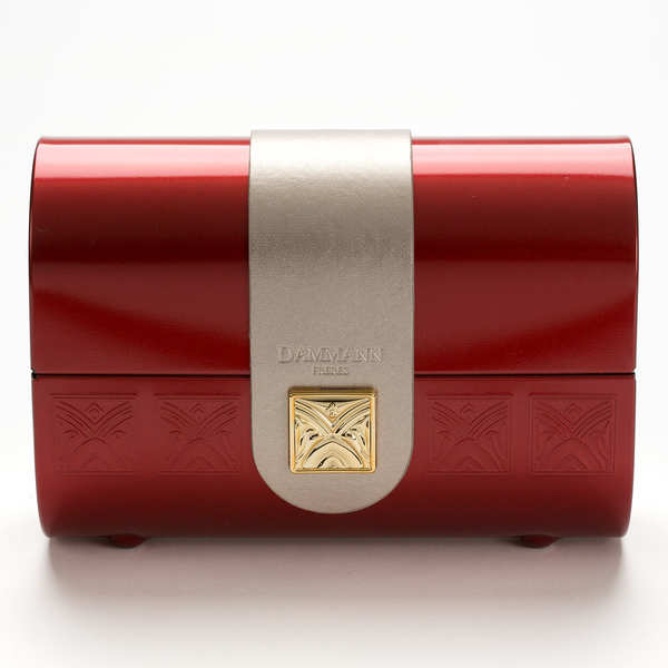 Coffret collection rouge - Pourpre