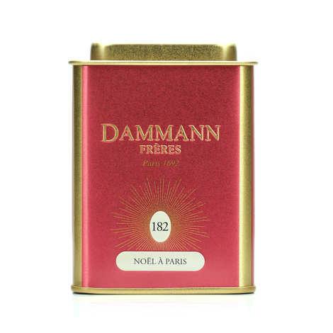 Dammann frères - Chirtmas in Paris collection