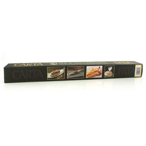 Decorfood - Carta Fata professional cooking foil - 25m