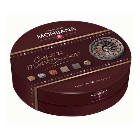 Monbana Chocolatier - The box of the master chocolatier