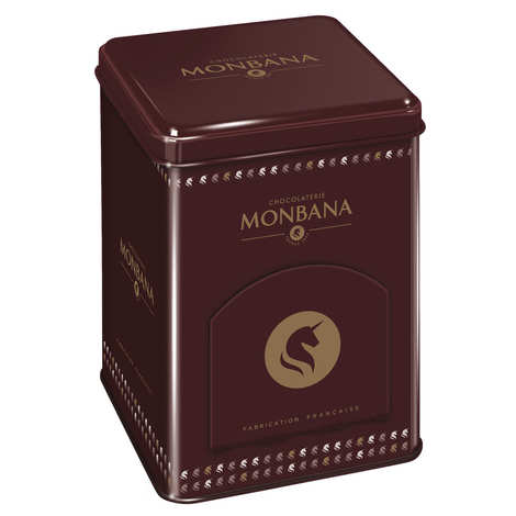 Monbana Chocolatier - Maxibox Collector Monbana - Chocolate box