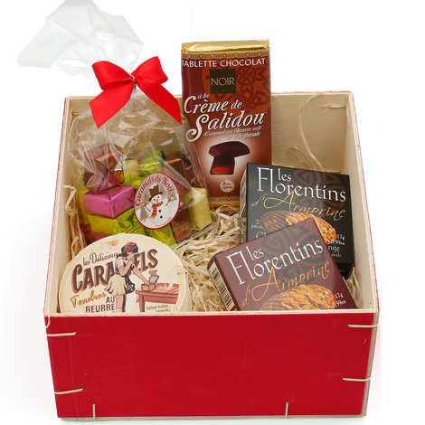 La Maison d'Armorine - Coffret de Noël - La fabrique de caramel