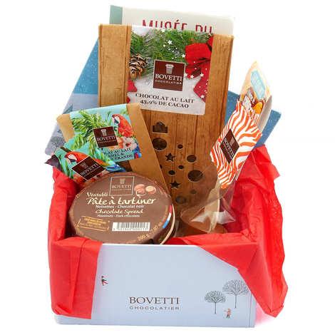Bovetti chocolats - Bovetti Chocolate Gift Box