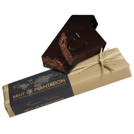 Chocolats François Pralus - Barre brut de plantation Madagascar - Criollo - Pralus