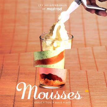 Mastrad - Mousses - Livre de recettes au siphon (Mastrad)