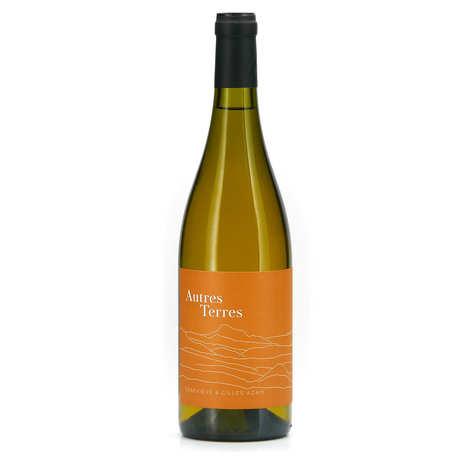 Domaine des Hautes Terres - Les Autres Terres - vin blanc Chardonnay