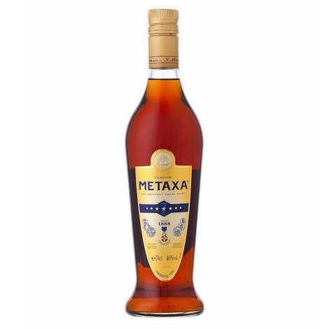 Metaxa - Metaxa - 7 Stars Brandy - 40% Greek Liqueur