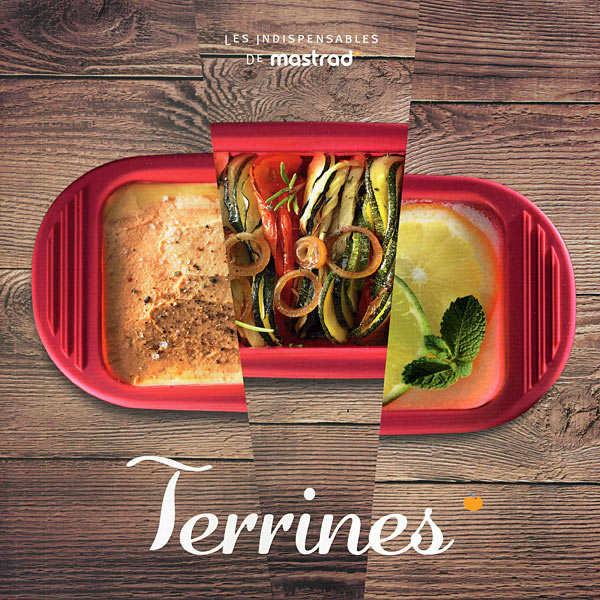 Terrines - Livre de recettes Mastrad