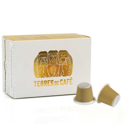 Terres de Café - Nespresso® Compatible Caps - Colombia planadas