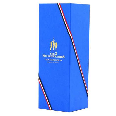 Maison Patignac - Foie gras trilogy