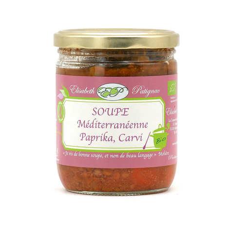 Maison Patignac - Organic and vegan Mediterranean minestrone