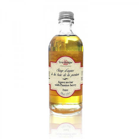 Terre Exotique - Agave syrup at the Bay of the Passion