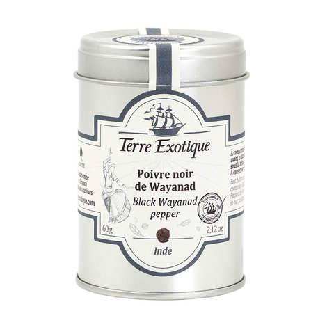 Terre Exotique - Wayand Black Pepper