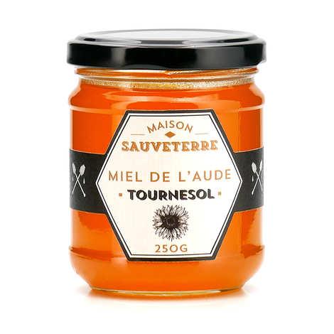 Maison Sauveterre - Miel de tournesol de l'Aude