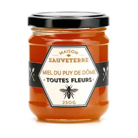 Maison Sauveterre - Miel toutes fleurs du Puy-de-Dôme
