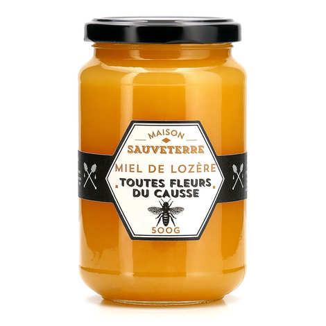 Maison Sauveterre - Miel Toutes Fleurs du Causse de Lozère