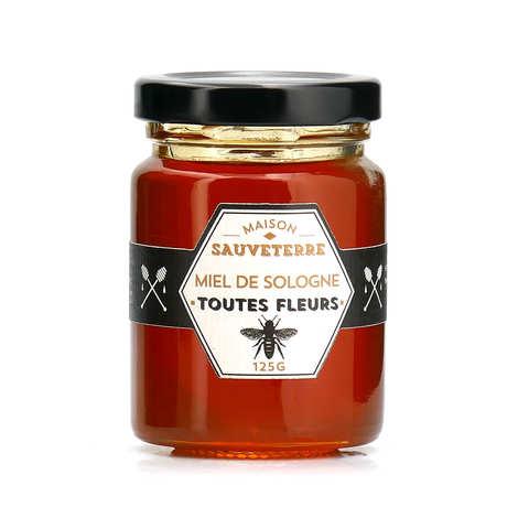 Maison Sauveterre - Honey all flowers of Sologne
