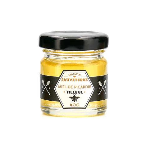 Maison Sauveterre - Miel de tilleul de Picardie