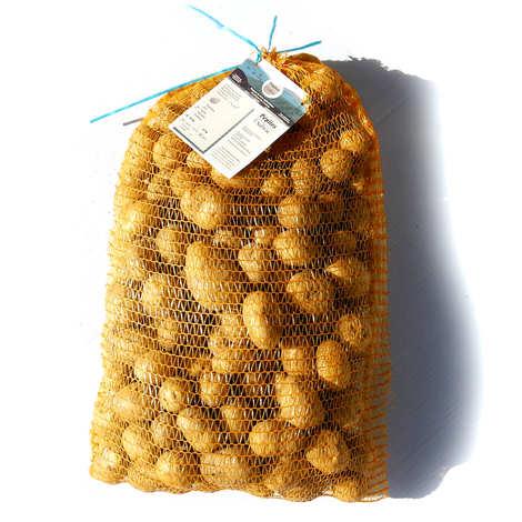 Pépites de l'Aubrac - Pommes de terre bio de l'Aubrac variété Marabel - calibre standard 35/70