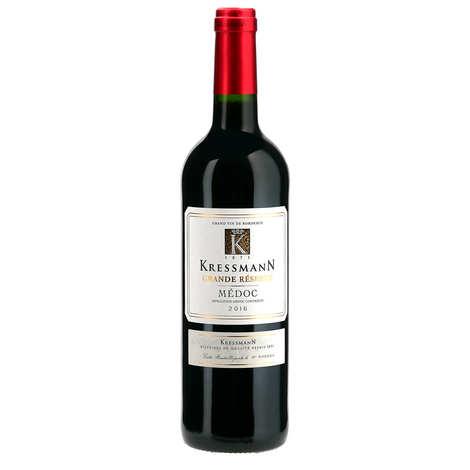 Kressmann - Médoc Grande Réserve Kressmann - Vin rouge
