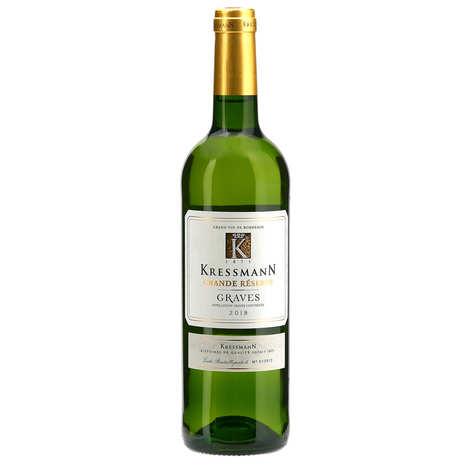 Kressmann - Graves Blanc Grande Réserve - White Bordeaux