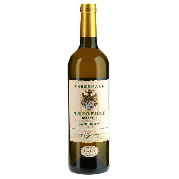 Bordeaux Blanc AOC Monopole Kressmann