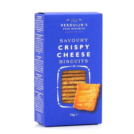 Verduijn's Fine Biscuits - Cheese Biscuits