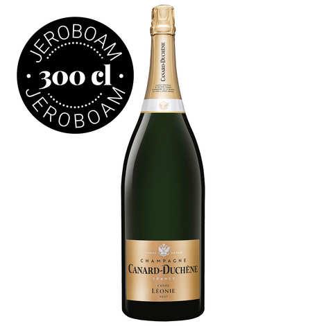 Champagne Canard-Duchêne - Champagne Canard Duchêne Cuvée Léonie Brut - Jeroboam