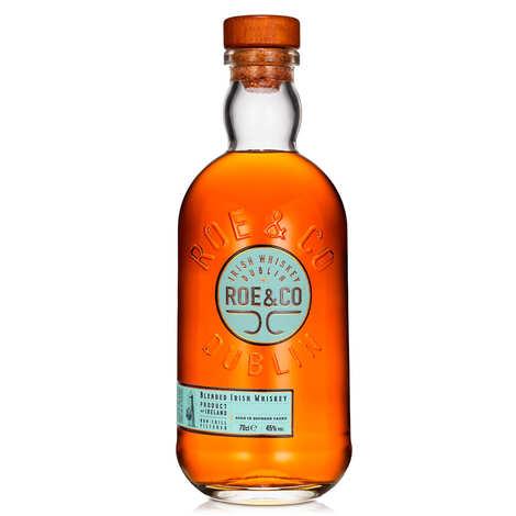 Roe & Co - Whisky Irlandais Roe & Co 45%