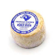 Fromage fermier au lait cru de brebis de Lozère