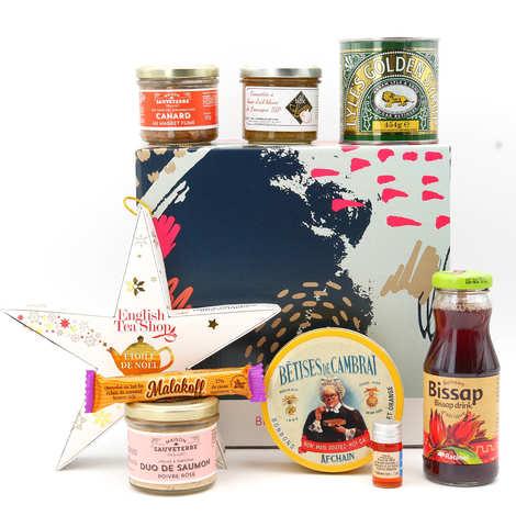- Box découverte saveurs d'automnes (novembre)