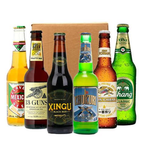 - Box découverte bières de novembre