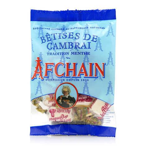 Confiserie Afchain - Bêtises de Cambrai en sachet