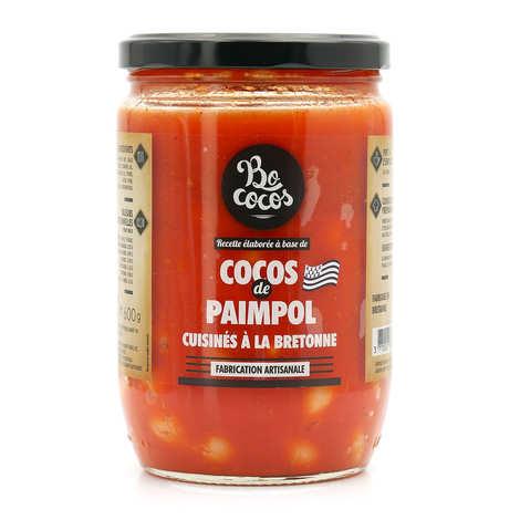 Bo Cocos - Coco de Paimpol Beans cooked Bretain way